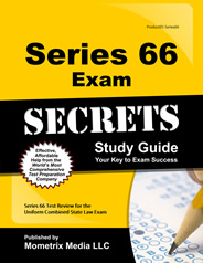 Series 66 Study Guide