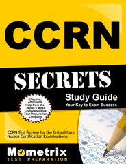 Pediatric CCRN Study Guide