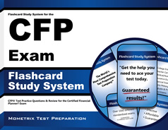CFP Practice Flashcards
