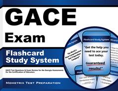 GACE Practice Flashcards