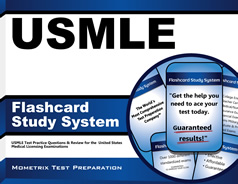 USMLE Flashcards